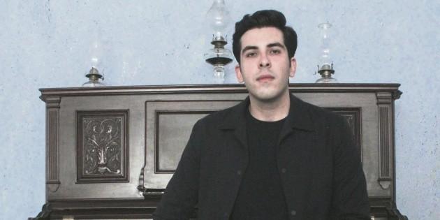 Jorge Mayorga hace del pop su canto insignia