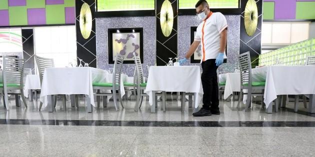 El 55% del personal ocupado en hoteles estaba por outsourcing: INEGI