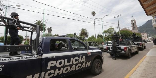 Ataque armado deja una mujer muerta y tres lesionados en Uruapan