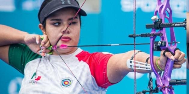 Andrea Becerra gana bronce en el Mundial de Tiro con Arco