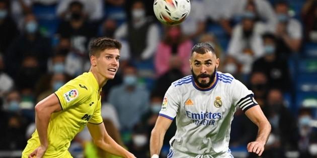 Real Madrid no puede con el Villarreal, pero se afianza en el liderato