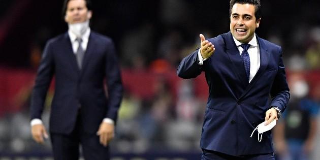 Chivas: Marcelo Michel se ganó la confianza de sus jugadores