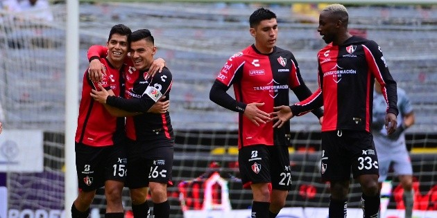 Atlas: El motivo por el que pueden ser líderes de la Liga MX tras jugar vs Puebla