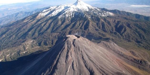 ¿Dónde se encuentra realmente el Volcán de Colima?
