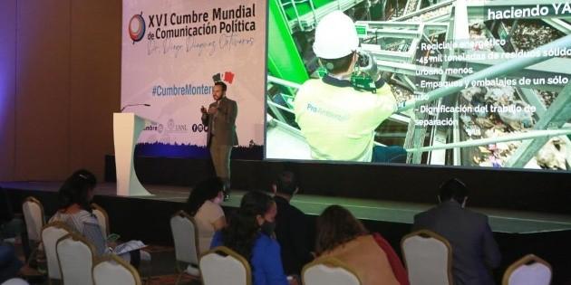 En Monterrey certifican Primera Cumbre Neutral de Residuos