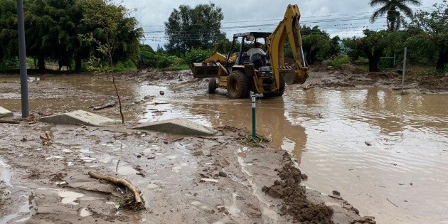 Lluvias en Jalisco: Inundaciones afectan la Ribera de Chapala