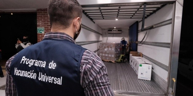 Mi vacuna Jalisco: Llegan 200 mil dosis de AstraZeneca