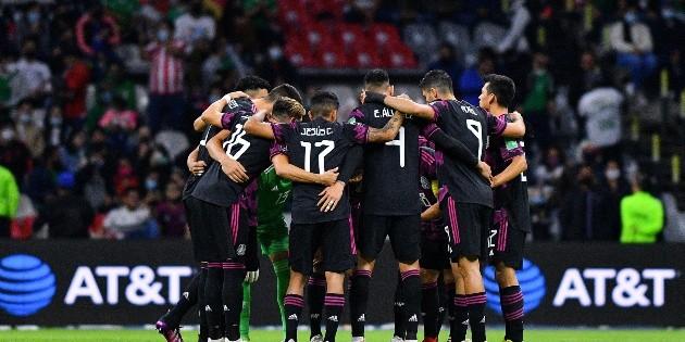 Qatar 2022: México vs Honduras