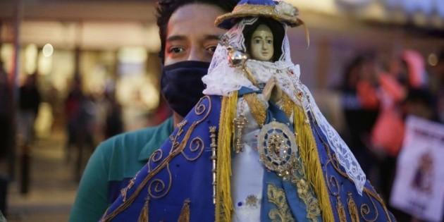 Romería 2021: Ley seca aplicará por recorrido de la Virgen de Zapopan