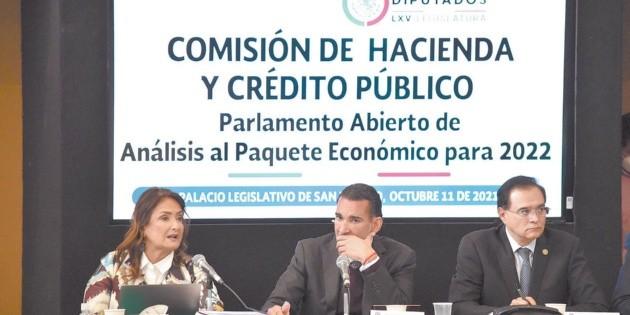 El sector empresarial pide se revise a detalle Miscelánea Fiscal 2022