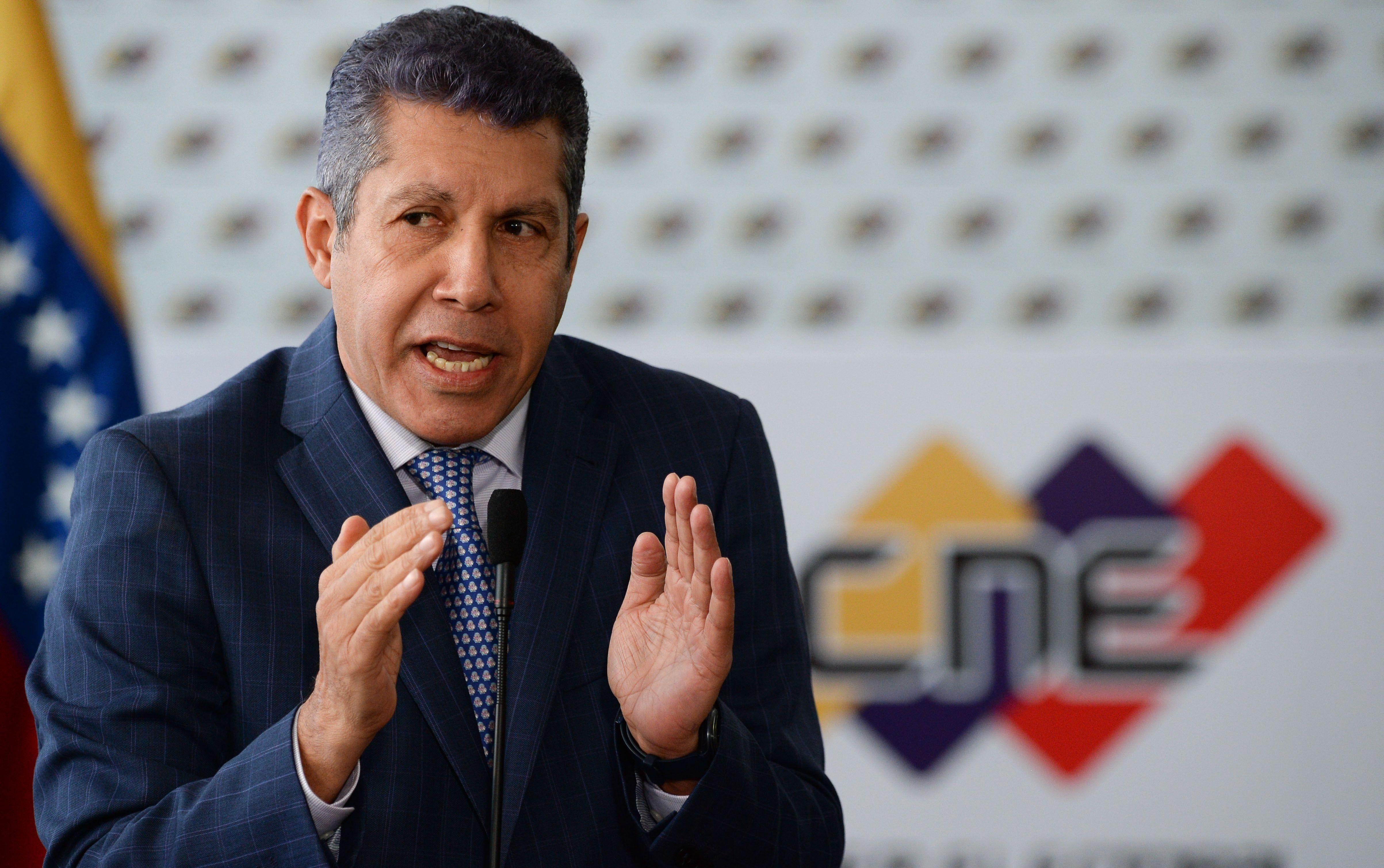 Postergan para segunda quincena de mayo las elecciones presidenciales en Venezuela