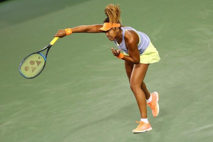 Naomi Osaka, primera tenista japonesa en ganar Indian Wells