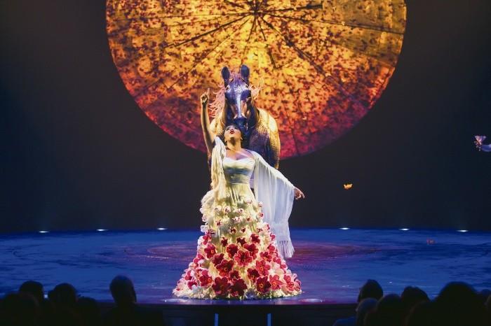 Luzia, el espectáculo de Cirque du Soleil que debes ver en México