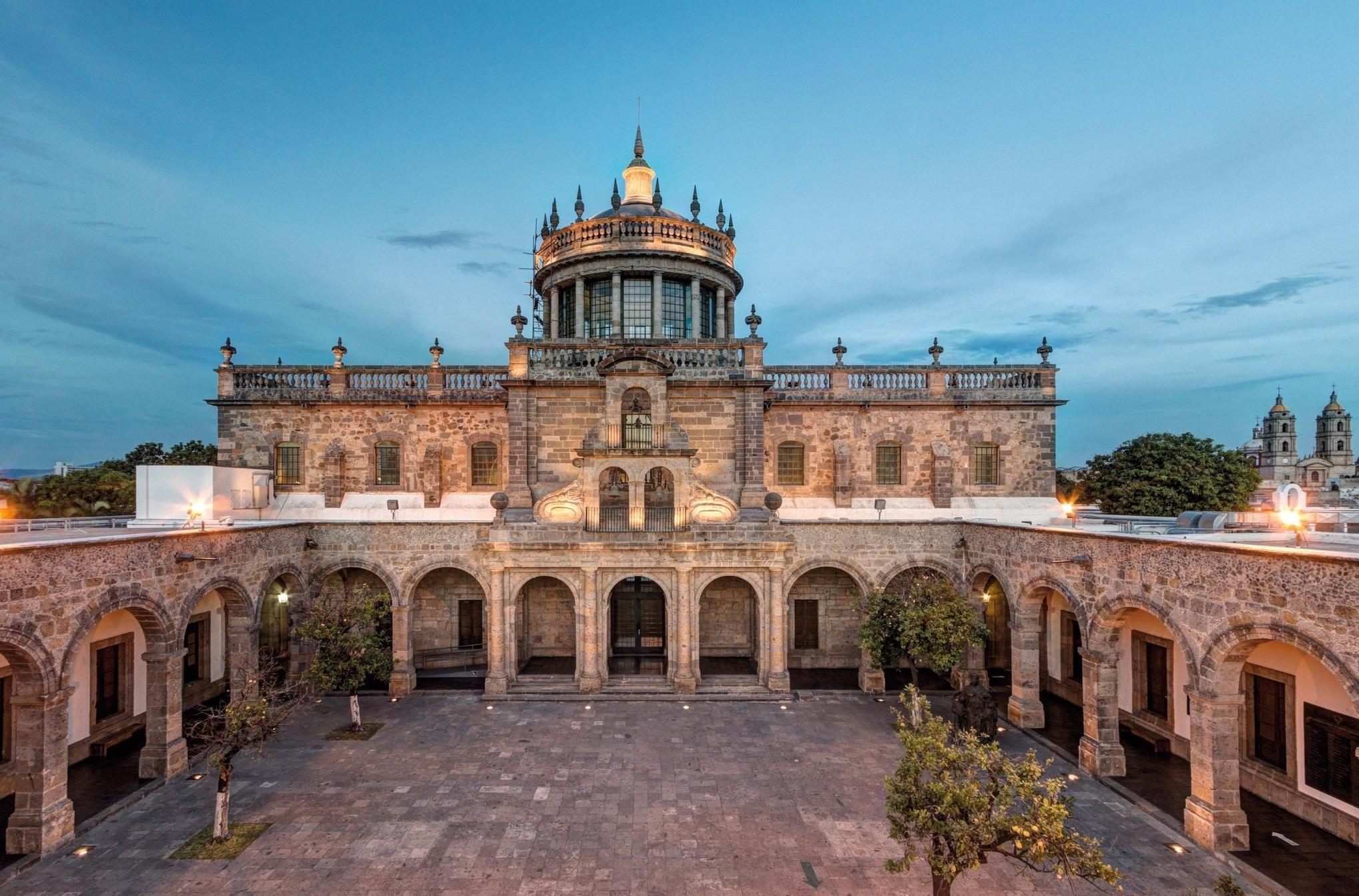 Guadalajara ofrece amplia oferta cultural en vacaciones | El ...