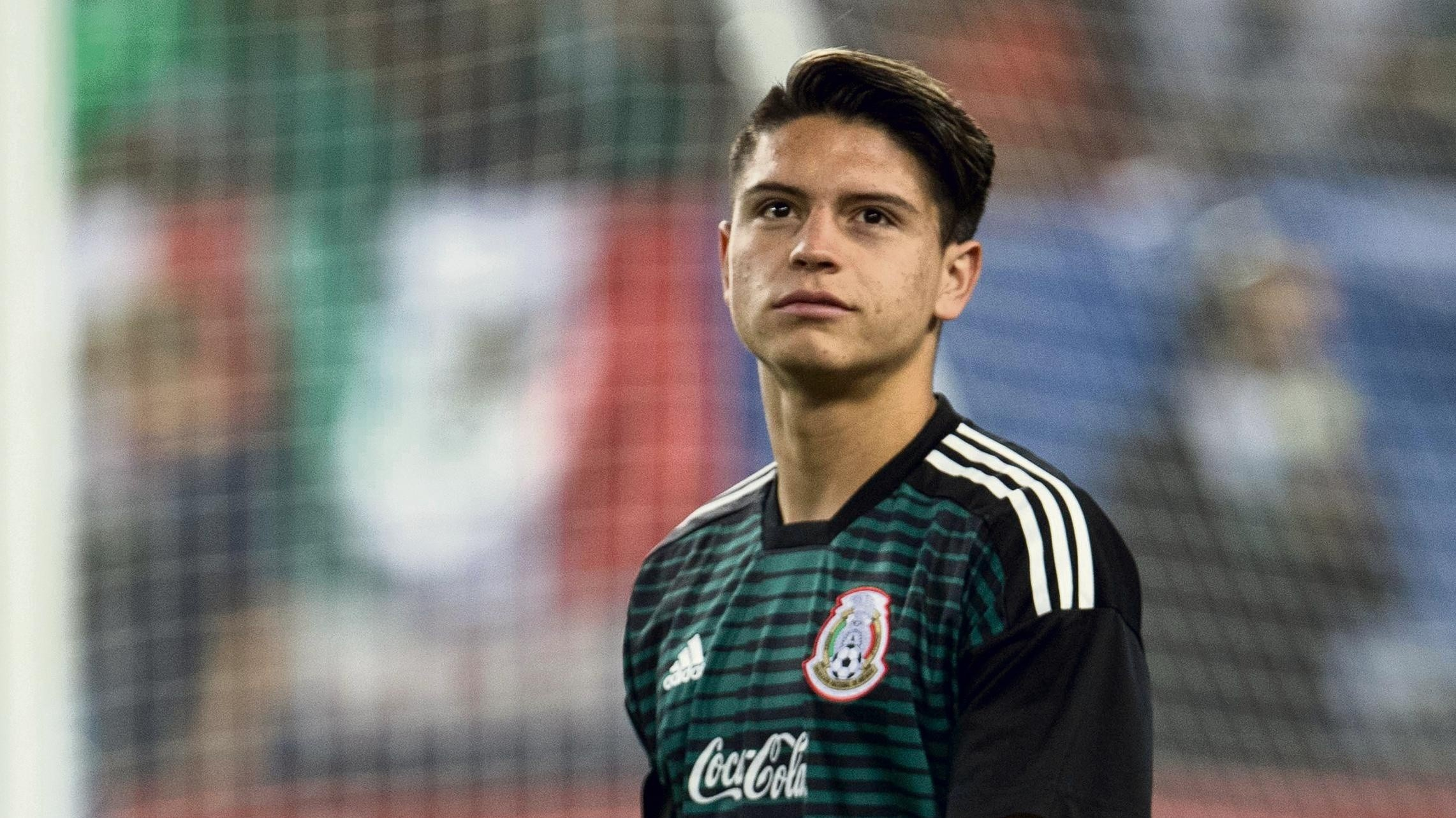 Amateur mexicana de 18 anos