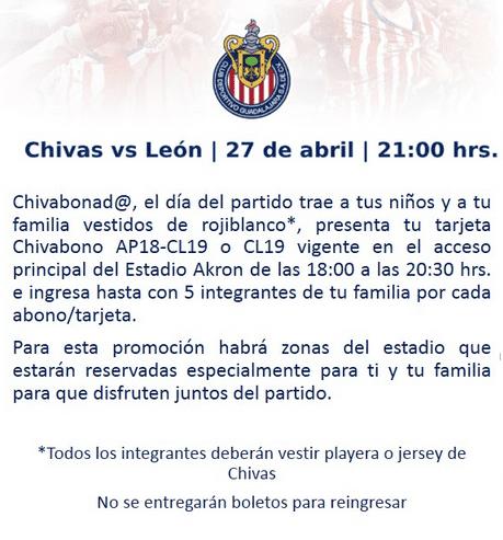 León luchará por los 13 triunfos consecutivos al enfrentar a las Chivas